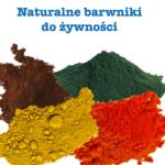 Barwniki Naturalne