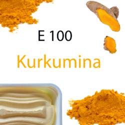 E 100- Kurkumina