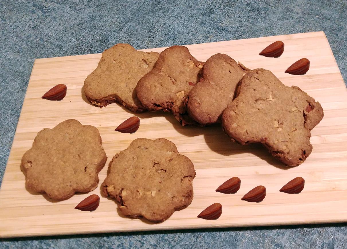 Ciasteczka z bukwią