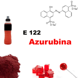 E 122 Azurubina