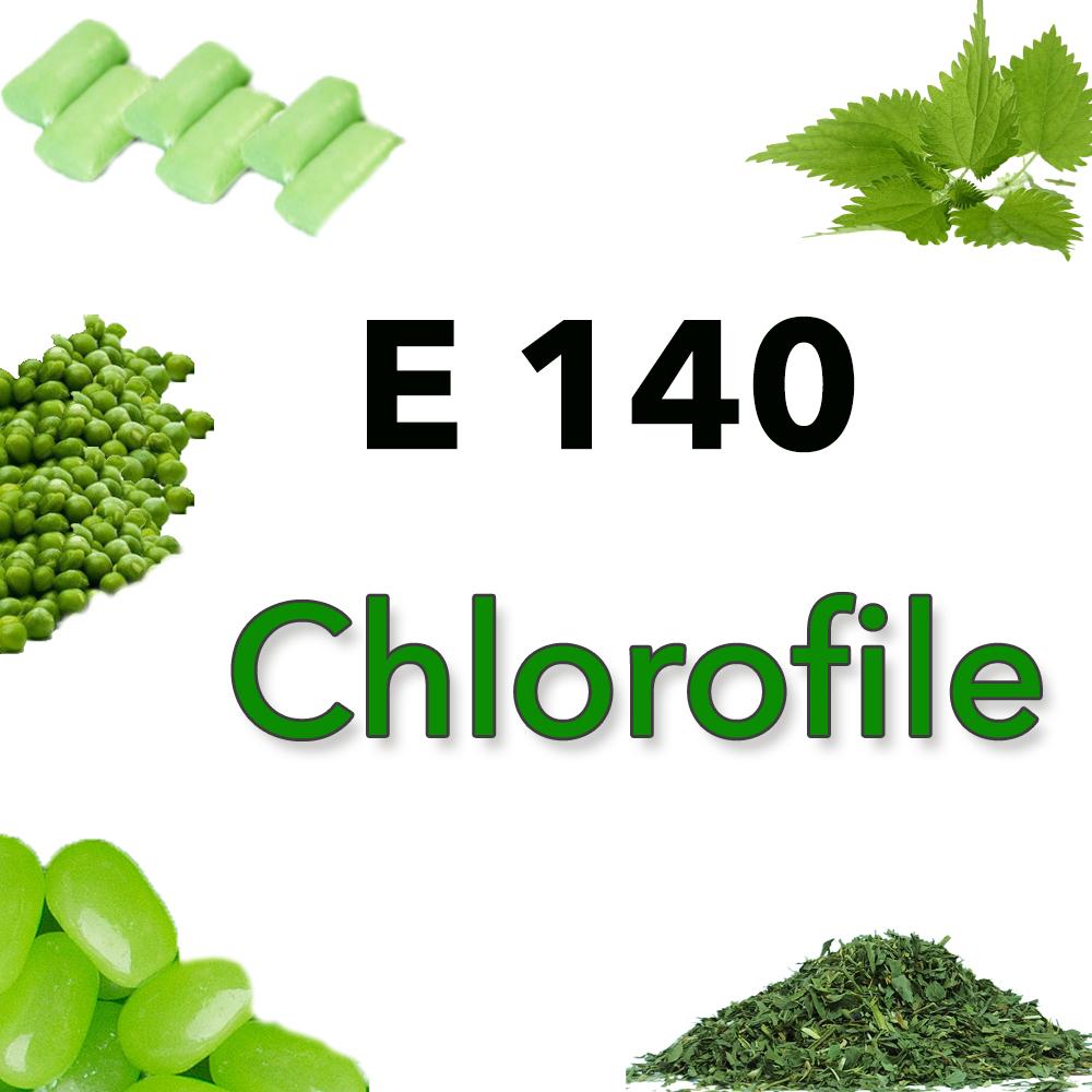 E 140- Chlorofil