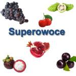 Superowoce- Lista najzdrowszych owoców