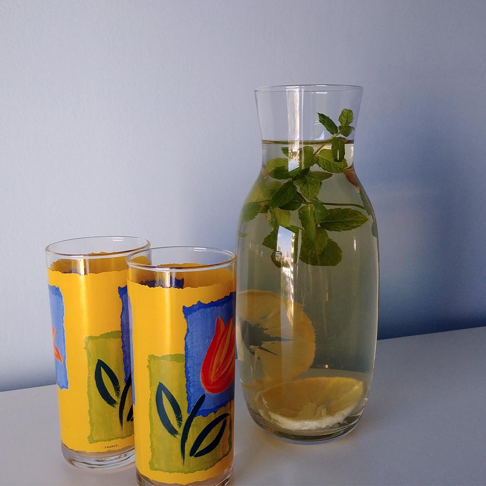 Lemoniada miętowa