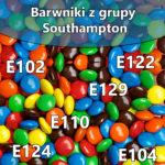 Barwniki z Southampton