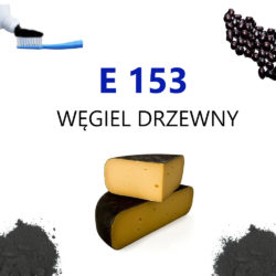 E 153 Węgiel drzewny