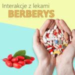 Berberys interakcje