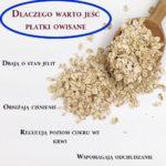 9 powodów dla których jeść płatki owsiane