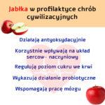 Jabłka w profilaktyce