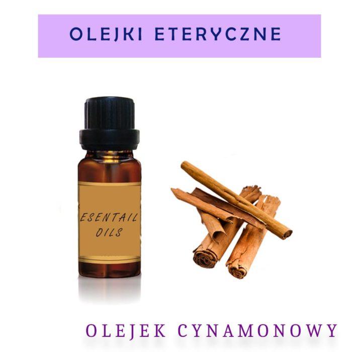 Olejek cynamonowy zastosowanie w aromaterapii